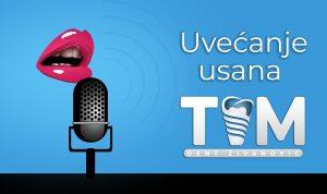 graicki prikaz uvecanih usana ispred mikrofona